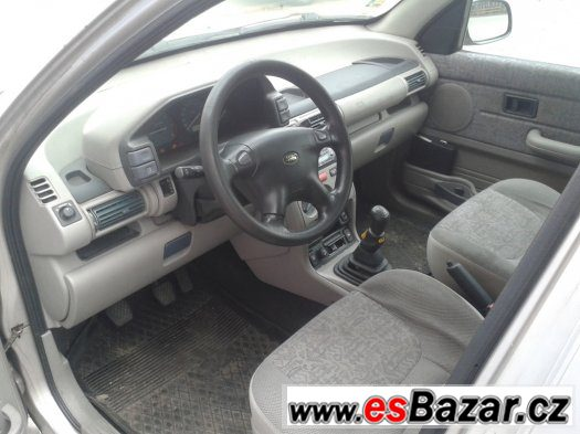 Land Rover Freelander 2.0 TD