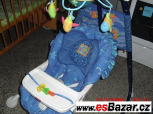 Houpačka FISHER PRICE