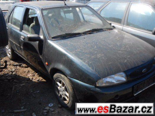 Prodám levně náhradní díly na Ford Fiesta 1.3 r.v.1998
