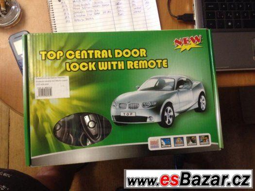 Prodám univerzální centrální zamykání značky - Auto Lock And