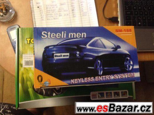 Prodám univerzální centrální zamykání značky - Steeli men