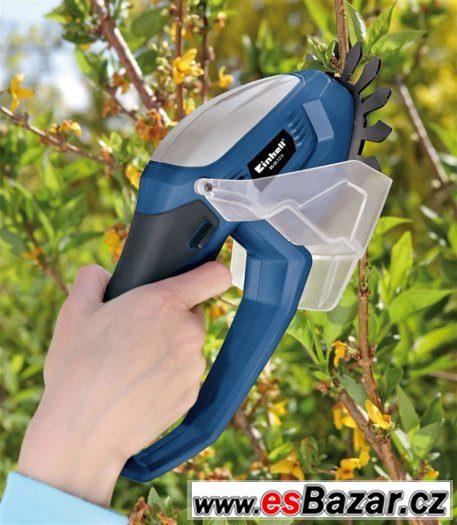 Nůžky na trávu a živý plot - Einhell BG-CC 7,2 Li  - Aku