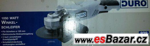 Flexa  125mm, 1050W, regulace otáček 3000-11000/min
