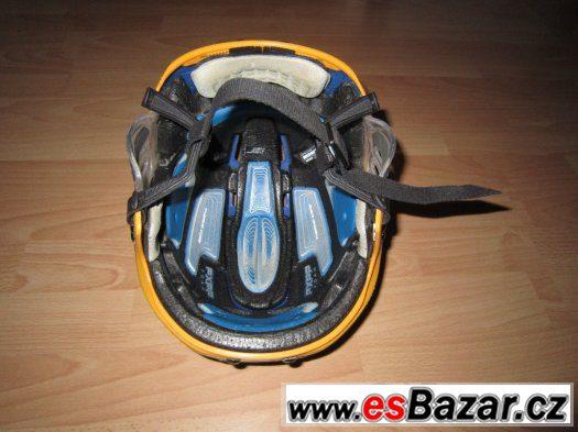 Helma, Přilba Nike Bauer 9500