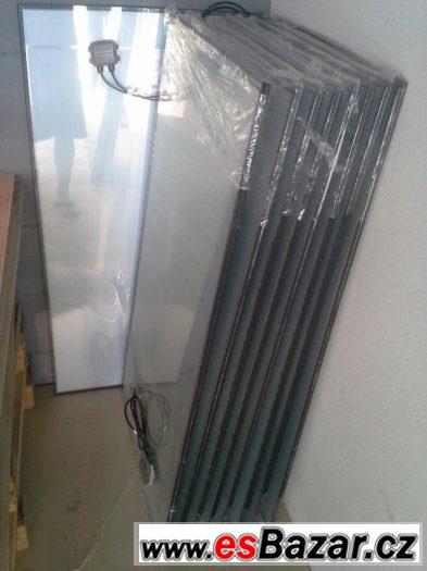 NOVÉ solární - fotovoltaické panely, PALETA 2,75 kWp