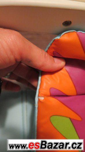 Dětská jídelní židlička Chicco Polly 2v1