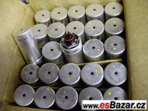 Elektrolyty 200 MF/350V, 1G/100V
