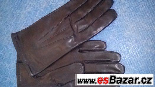 1bfd7a8d17c Prodám nové kožené pánské rukavice