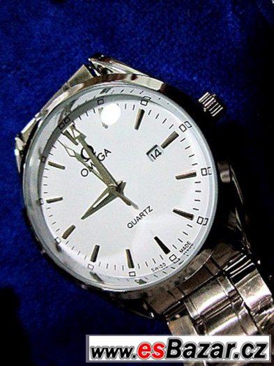 4b8075c6a Prodám levně pánské oblekové hodinky Omega, Ostrava-město, sbazar ...