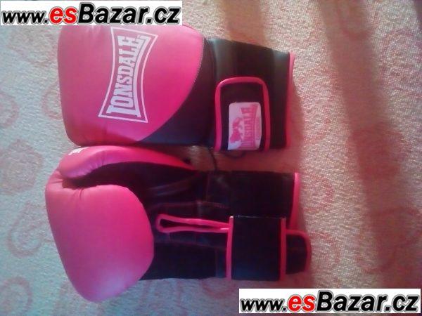 Rukavice kickbox