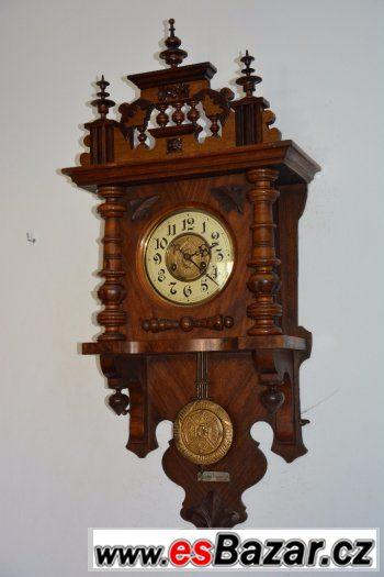 665b71510 starozitne-rezbovane-hodiny-dr-patent-rok-1925