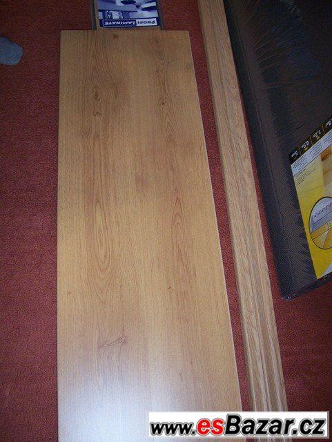 Profi laminátová plovoucí podlaha