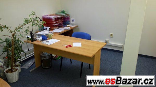 kompletní kancelářské vybavení