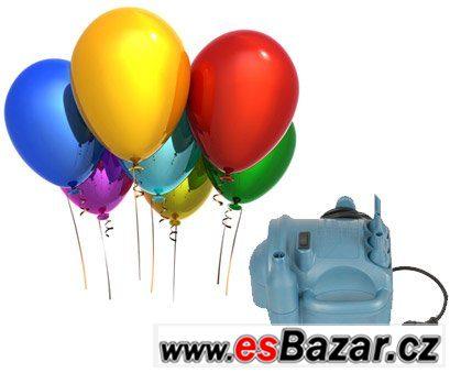 Kompresor - nafukování balónků