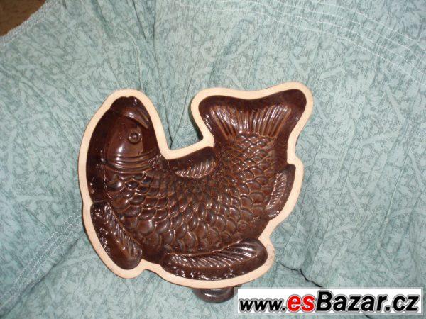 Keramická forma na pečení