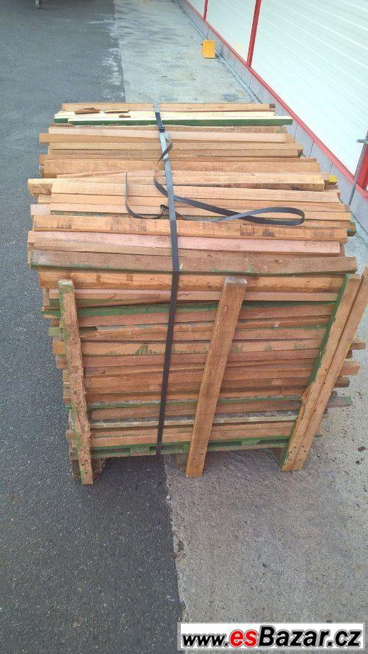 Dřevěné proklady