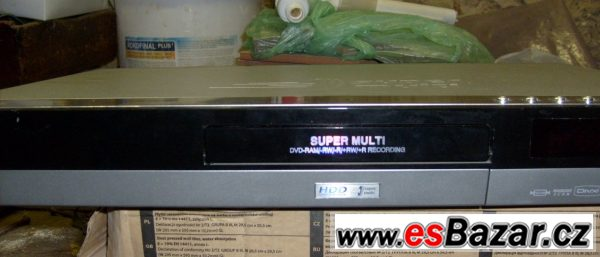 DVD/HDD recorder LG RH 188