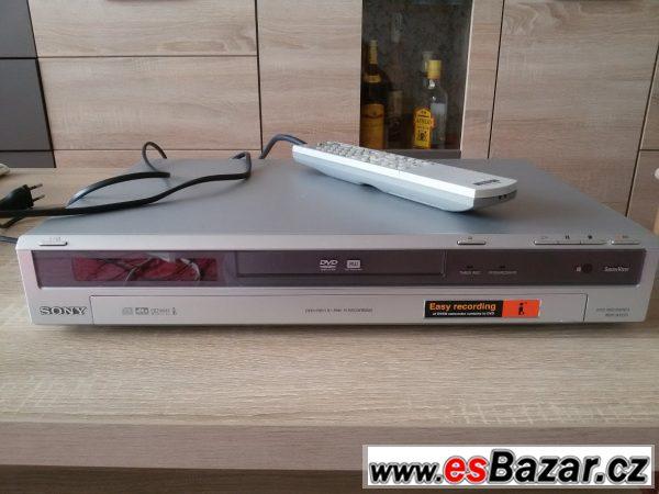 DVD rekordér Sony RDR-GX210/S
