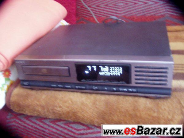CD Komponent Sony. Model