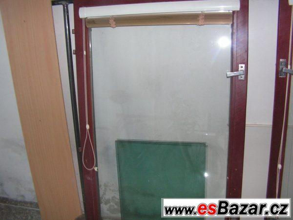 dřevěná okna z masivu