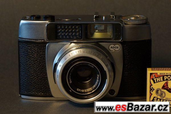 Adox - zajímavý fotoaparát