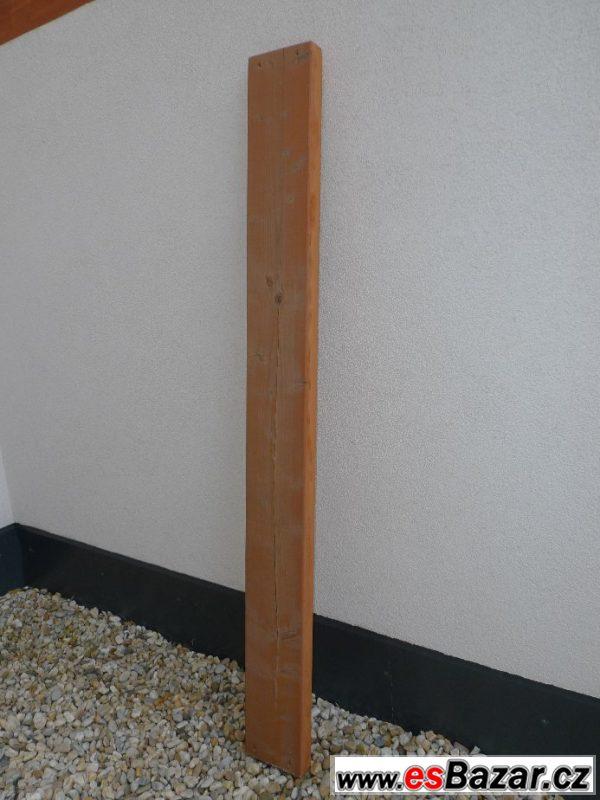 Dřevěné hranoly , dřevo
