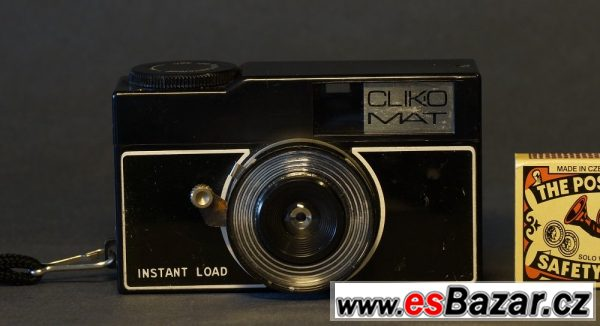 Cliko Mat - unikátní fotoaparát