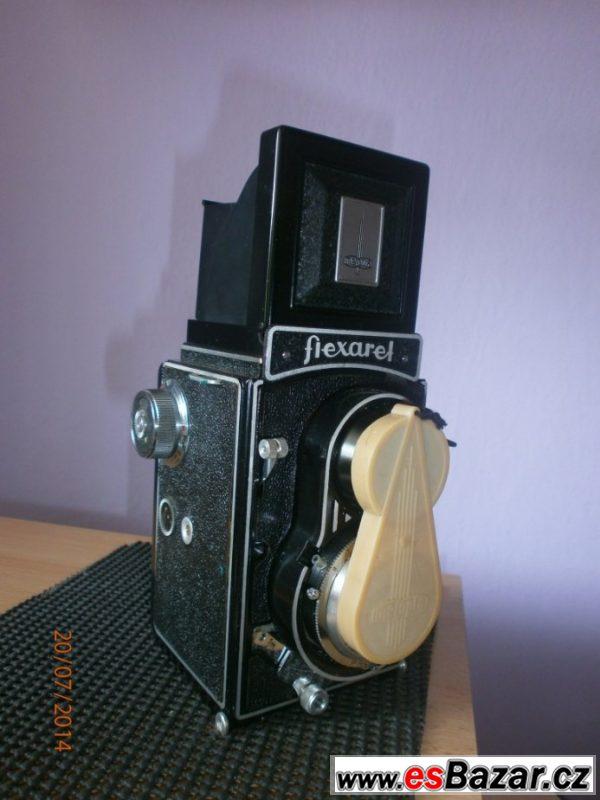 Fotoaparát Flexaret IVa