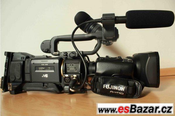 HDV kamera - JVC GY HD201E