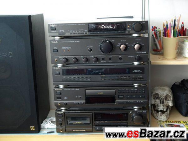 Audio sestavu Technics
