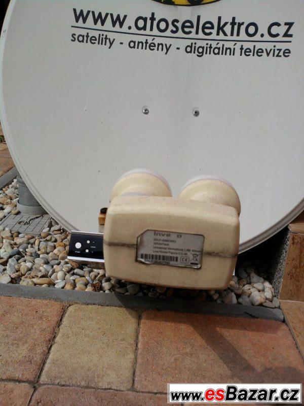 Dig. satelitní přijímač Topfield