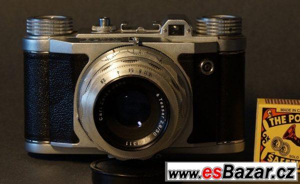 ALTIX - malý německý fotoaparát