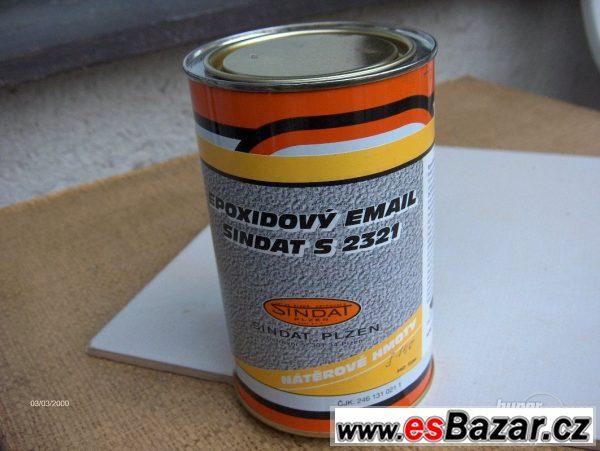 Epoxidový email Sindat s 2321 1kg
