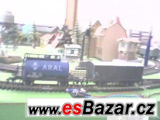 Železnice  TT - nabídka lokomotiv