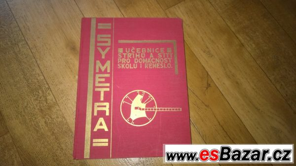 Symetra z roku 1931 Učebnice střihů 532fd6ae28