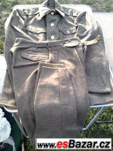 Vojenské uniformy a výstroj 94657e6197