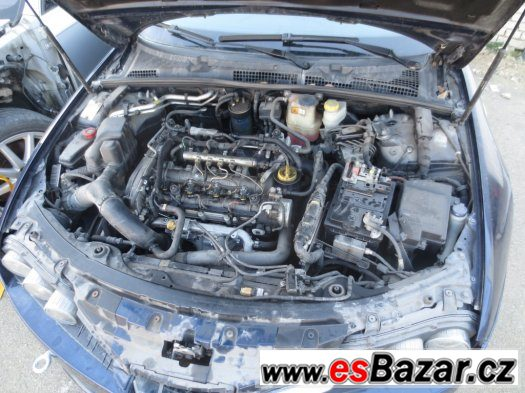 ALFA ROMEO 159 JTD - sedan - DÍLY