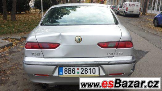 Alfa Romeo 156 2,4 JTD
