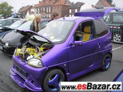 Koupim auto aixman.... -OSTRAVA