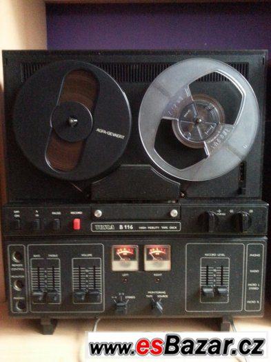 Stereo magnetofon Tesla B116