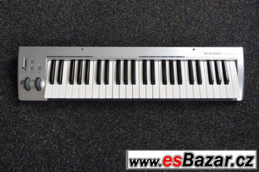Midi USB keyboard M-Audio Keystation 49 II