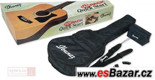 Kytara IBANEZ V 50NJP Pack VS
