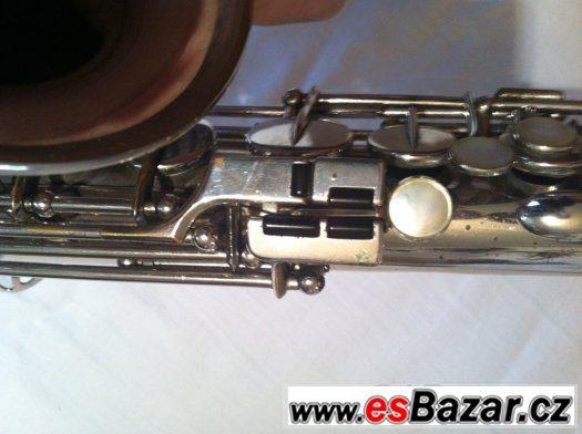 Prodám Selmer New Largebore altsaxofon