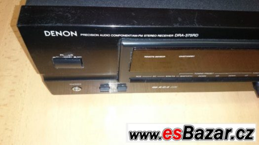 Denon DRA-375RD zesilovač