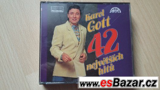 2 CD Karel Gott