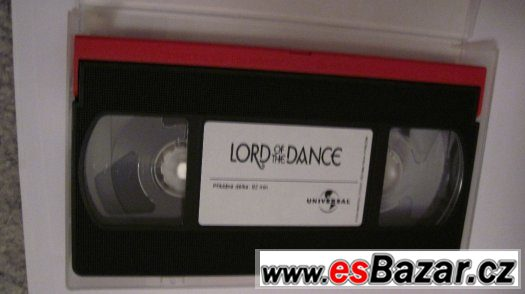 VHS Lord Of The Dance