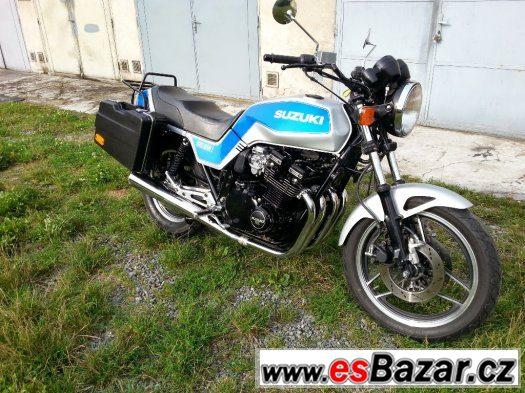 Suzuki GSX 1100E 1983, ORIGINAL STAV