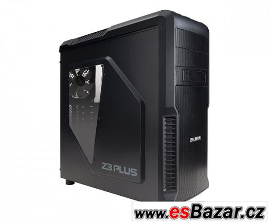Herní monstrum - i7 (Xeon) 4x3.8GHz, GTX780 3GB,16GB DDR3