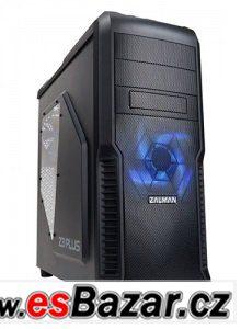 Nadupaná mašina-Xeon 4x3.8GHz, 16GB DDR3, R9 270 2GB