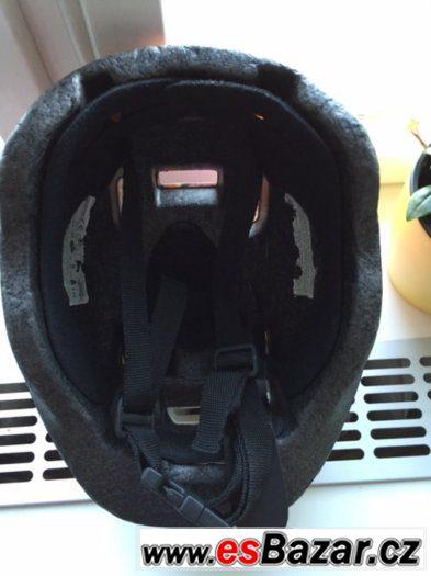 Helma na kolo pro prcky